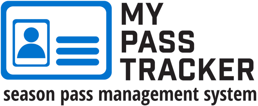My Pass Tracker Logo Blue